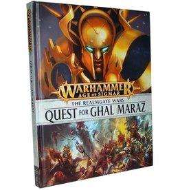 Games Workshop RW1: The Quest for Ghal Maraz