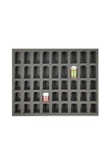 Battle Foam 18 GW Larger Shade 27 Paint Pot Foam Tray (BFL-1) 15.5Wx12Lx1H