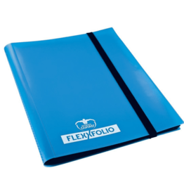 Ultimate Guard Portfolio 9-Pocket FlexXFolio Blue