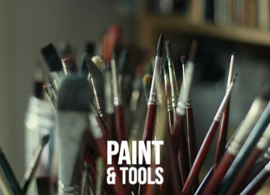 Paint & Tools