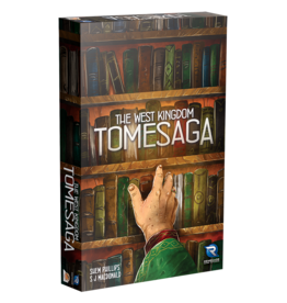 Renegade Game Studios The West Kingdom Tomesaga