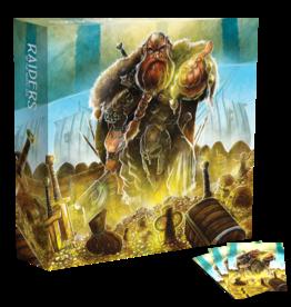 Renegade Game Studios Raiders of the North Sea Collector's Box