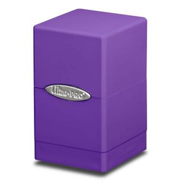 Ultra Pro DB: Satin Tower Purple