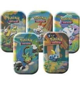 Pokemon USA Pokemon Galar Pals Mini Tins