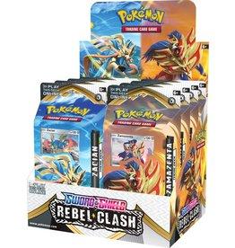 Pokemon USA Pokemon TCG S&S2 Rebel Clash Theme Deck