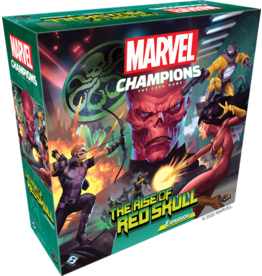 Fantasy Flight Games MC LCG The Rise of the Red Skull