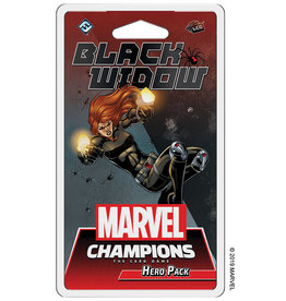 Fantasy Flight Games MC LCG Black Widow Hero Pack