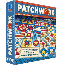 Mayfair Games Patchwork: Americana Edition