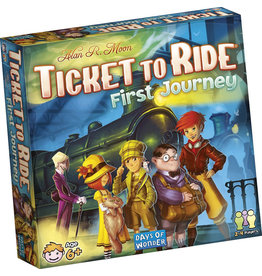 Days of Wonder Ticket to Ride: First Journey