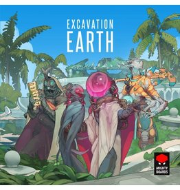 Mighty Boards Excavation Earth + 2nd Wave KS