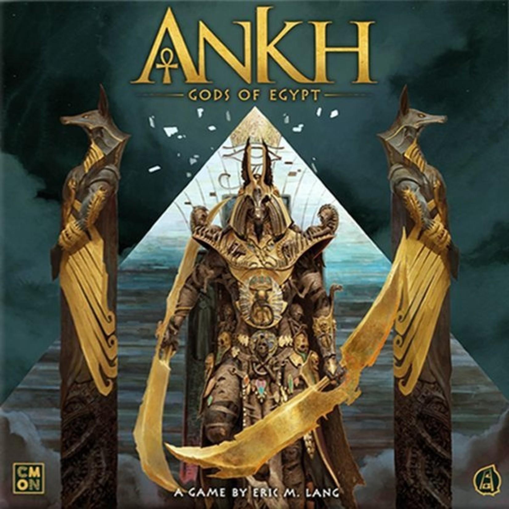 CMON Ankh God of Egypt KS