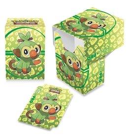 Ultra Pro Pokemon S&S Galar Deck Box Grookey