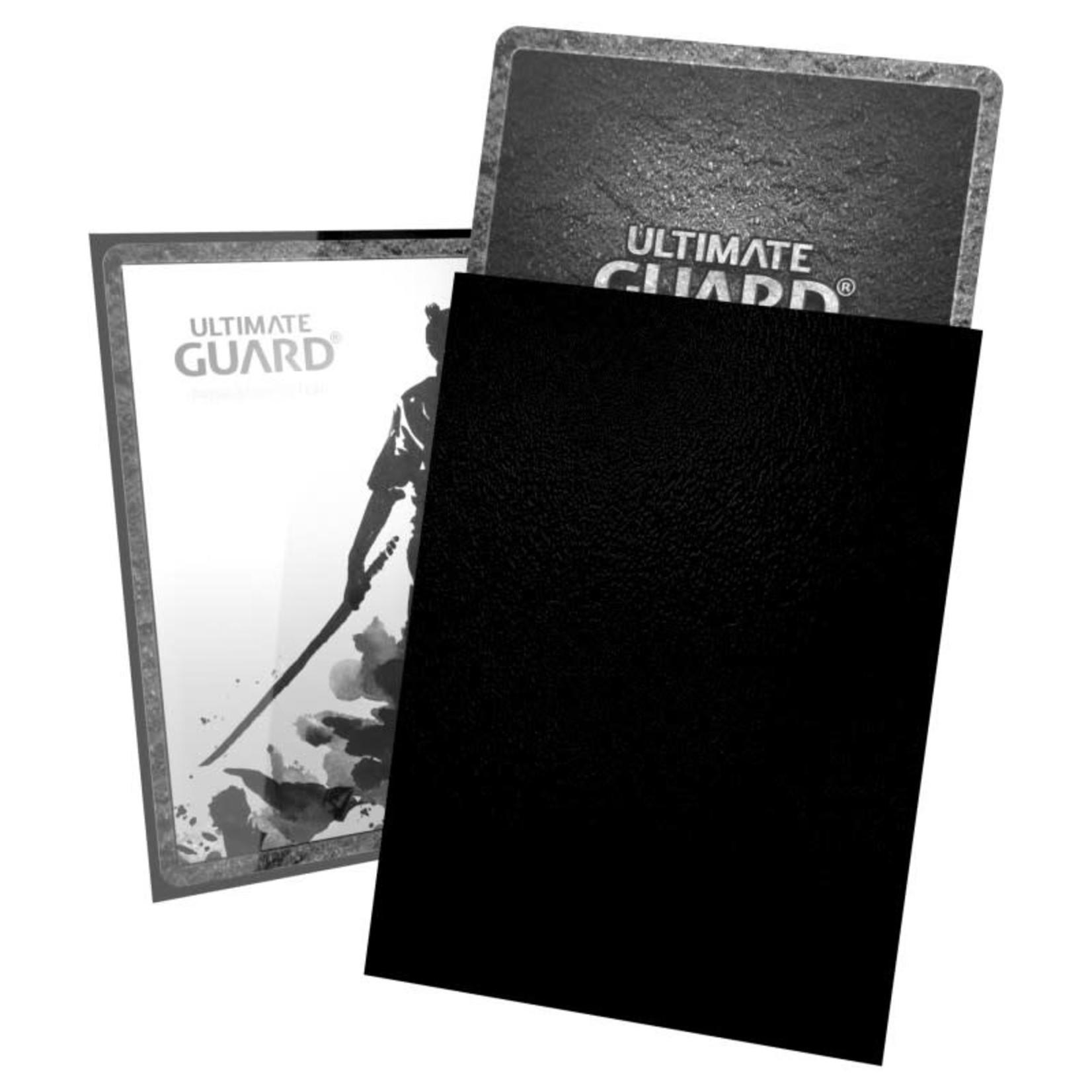 Ultimate Guard Black 100ct Katana Sleeves