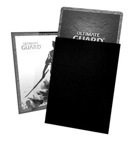 Ultimate Guard Black 100ct Katana Sleeves