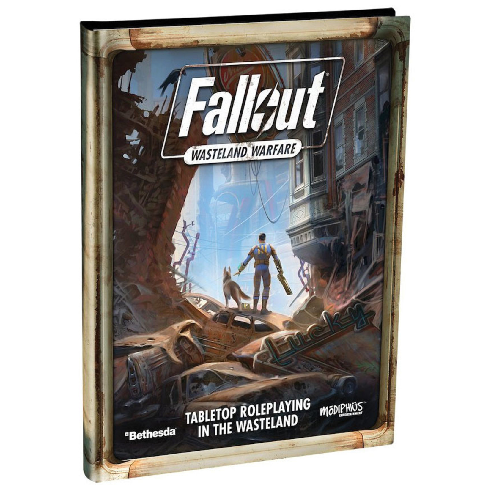 Modiphius Fallout: Wasteland Warfare RPG