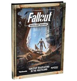 Modiphius Fallout: Wasteland Warfare RPG