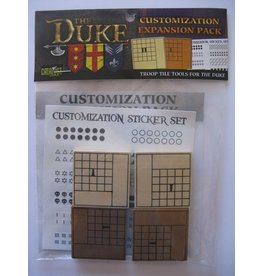 Catalyst Game Labs The Duke Customization Tiles Expansion