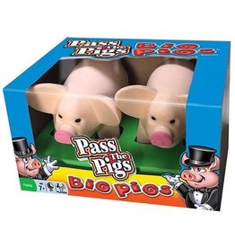 Winning Moves Games Pass The Pigs Big Pigs