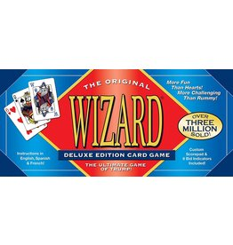 US Game Systems Wizard Card Game Deluxe Edition