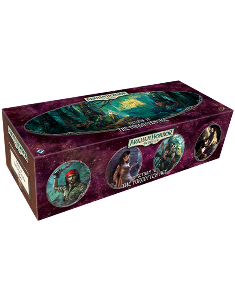 Fantasy Flight Games AH LCG Return to the Forgotten Age Expansion