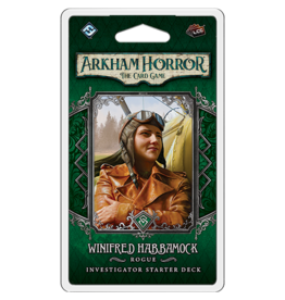 Fantasy Flight Games Winifred Habbamock Investigator Starter Deck