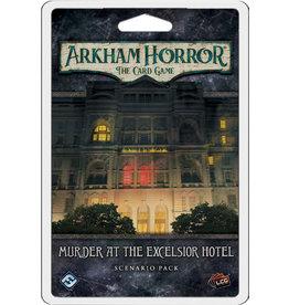 Fantasy Flight Games AH LCG Murder at the Excelsior Scenario Pack