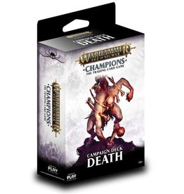 Play Fusion Death W AoS Champions TCG Campaign Deck