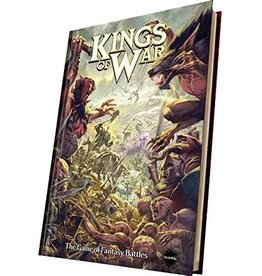 Mantic Entertainment Kings of War: Rulebook 2nd Edition