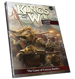 Mantic Entertainment Kings of War SC: Rulebook 2nd Edition
