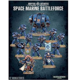 Games Workshop Space Marine Battleforce