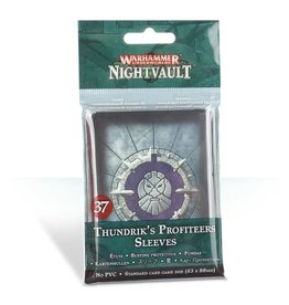 Games Workshop WHU Thundrik's Profiteers Sleeves
