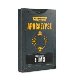 Games Workshop Aeldari Apocalypse DataSheets