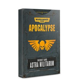 Games Workshop Astra Militarum Apocalypse DataSheets