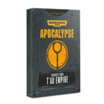Games Workshop T'Au Empire Apocalypse DataSheets