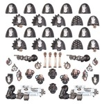 Games Workshop Iron Hand Primaris Upgrades and Transfers