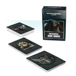 Games Workshop DATACARDS Iron Hands