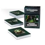 Games Workshop DATACARDS Salamanders