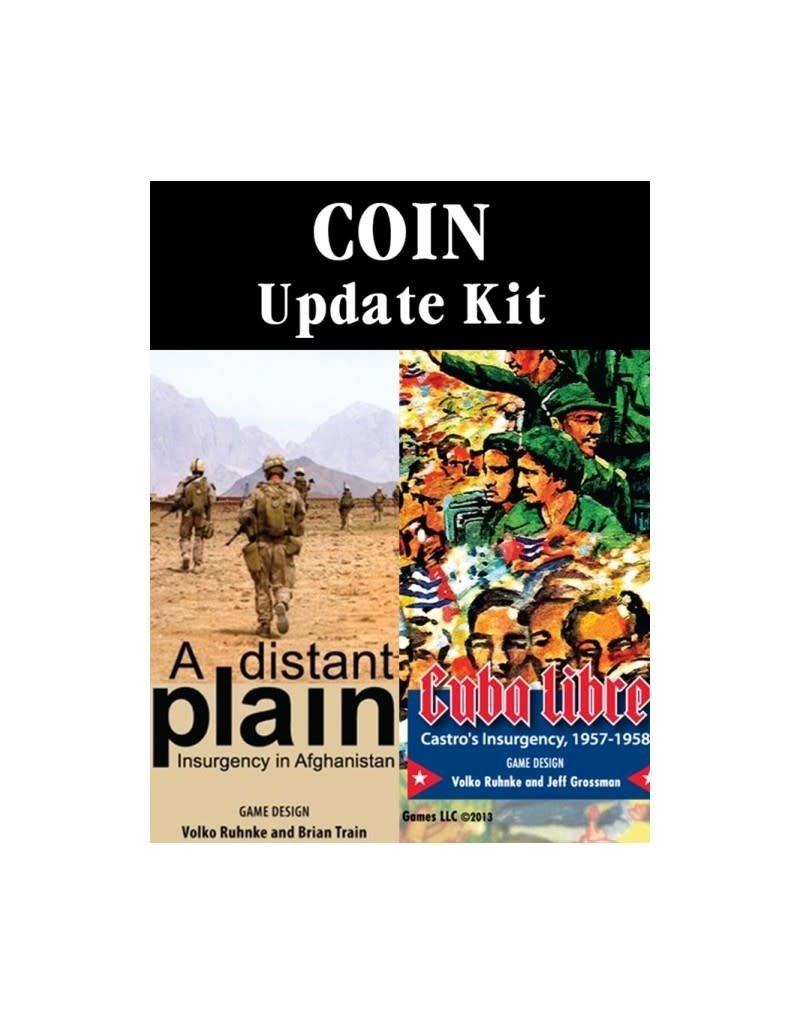 GMT A Distant Plain / Cuba Libre Upgrade Kit