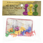 Steve Jackson Games +6 Bag O' Munchkin Zombies