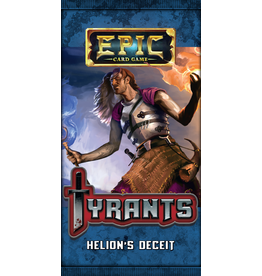 White Wizard Games Epic Card Game Tyrants - Helion's Deceit