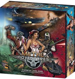 Asmodee Studios Metal Adventures DEMO