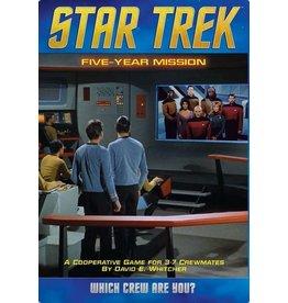 Mayfair Games Star Trek: Five Year Mission DEMO