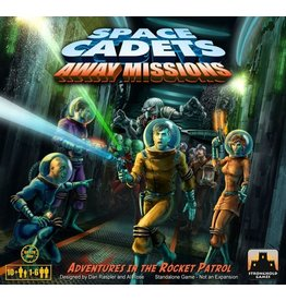 Stronghold Games Space Cadets Away Missions DEMO