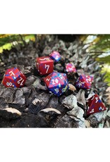 Norse Foundry LLC Barbarian Rage Wondrous Dice Set of 7 RPG Dice