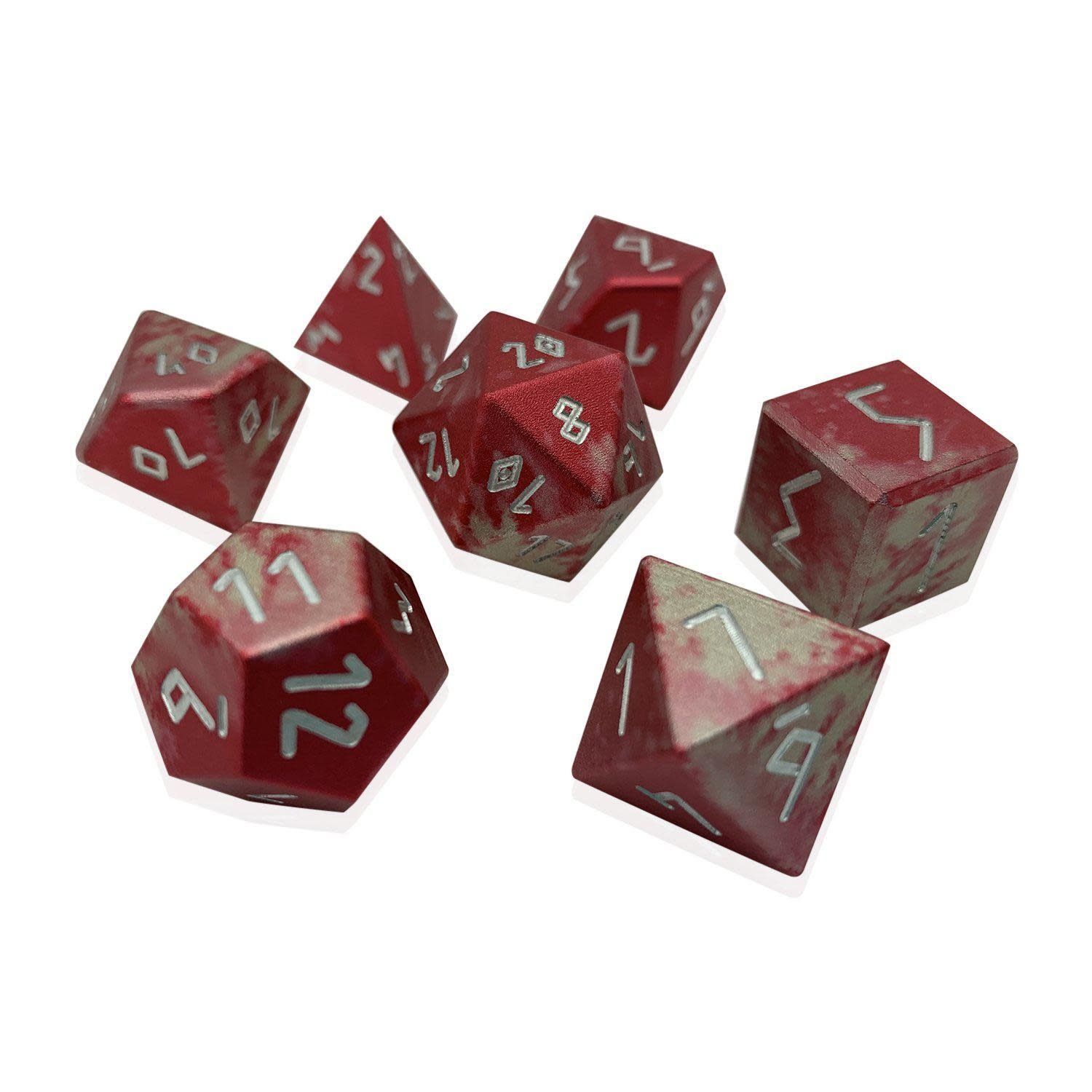 Sneak Attack Wondrous Dice Set Of 7 Rpg Dice Recess Games Llc Check out our aluminum dice selection for the very best in unique or custom, handmade pieces from our games & puzzles shops. shop recess games
