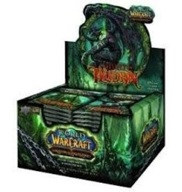 Upper Deck WOW The Hunt for Illidan 19 Game Card Pack Display