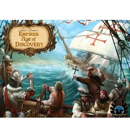 Eagle Gryphon Games Empires: Age of Discovery Deluxe DEMO