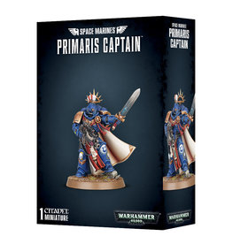 Games Workshop Space Marines Primaris Captain