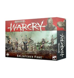 Games Workshop WarCry The Splintered Fang