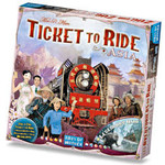Days of Wonder Ticket to Ride Asia Map Collection V1